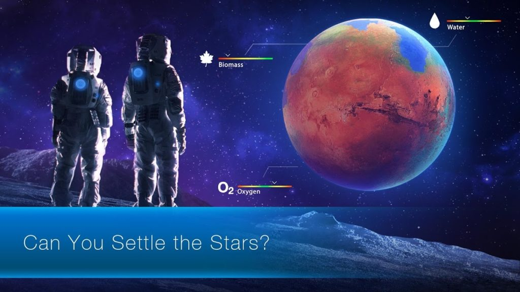 TerraGenesis 5.0.1 APK MOD Money Planet