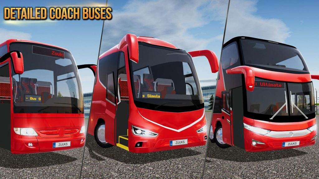 Bus Simulator: Ultimate MOD APK