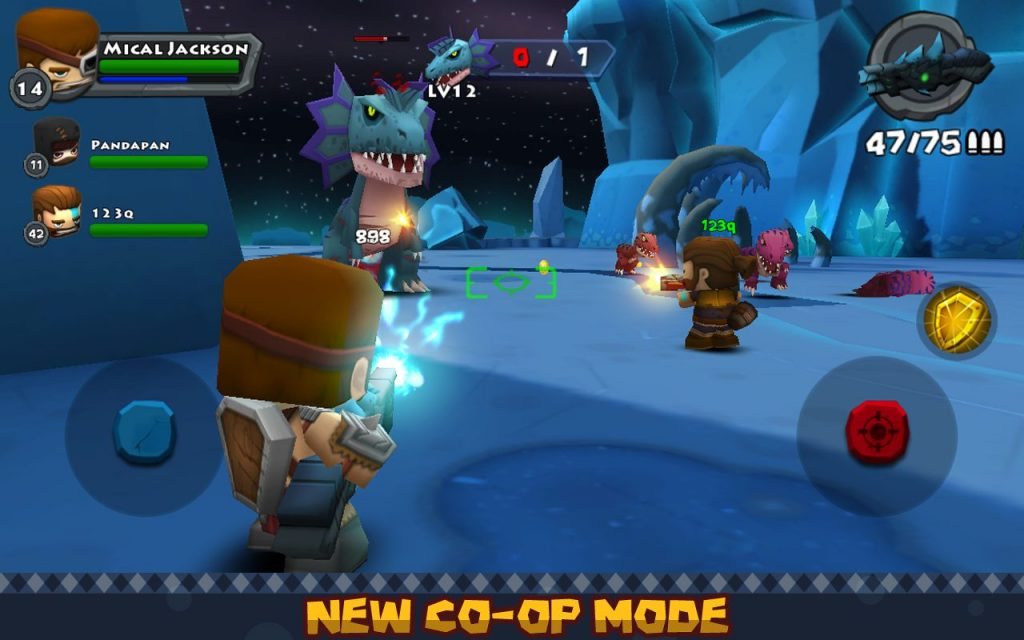Call of Mini Dino Hunter MOD APK