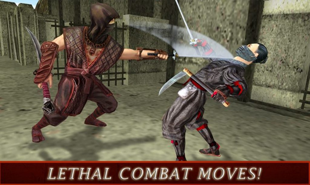 Ninja Warrior Assassin 3D MOD APK