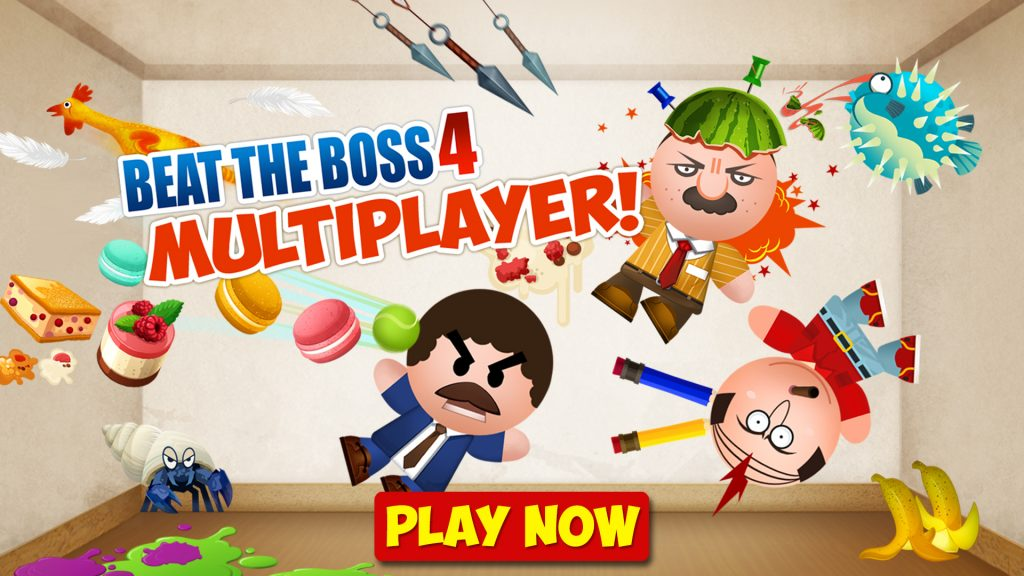 Beat The Boss 4 MOD APK